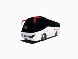 Alquiler autocares y minibuses Barcelona